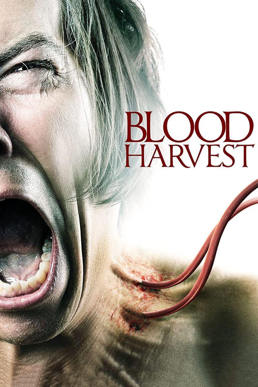 The Blood Harvest Poster