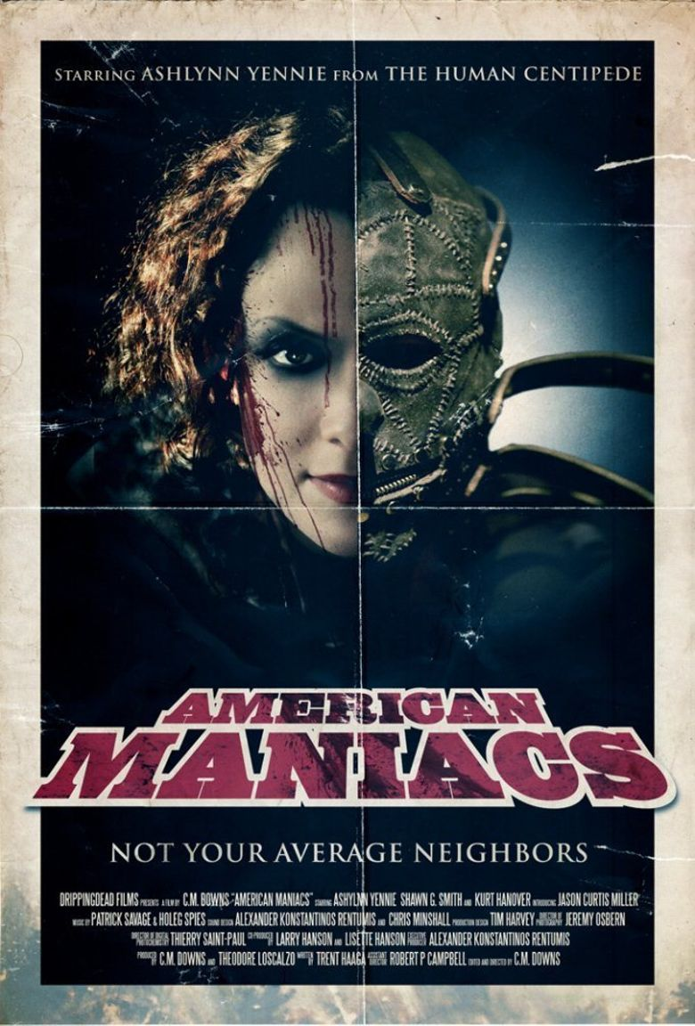 American Maniacs Poster