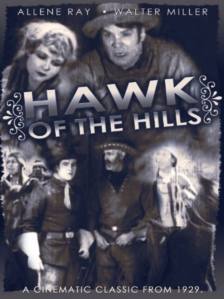 Hawk of the Hills Poster