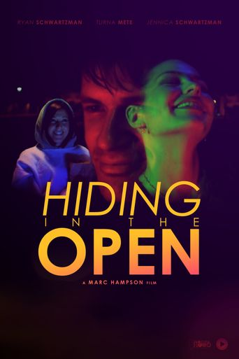 Hiding in the Open Poster
