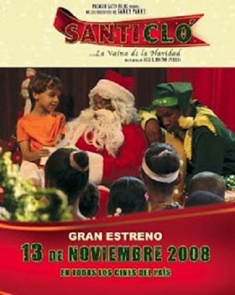 Santi Clo... La vaina de la Navidad Poster
