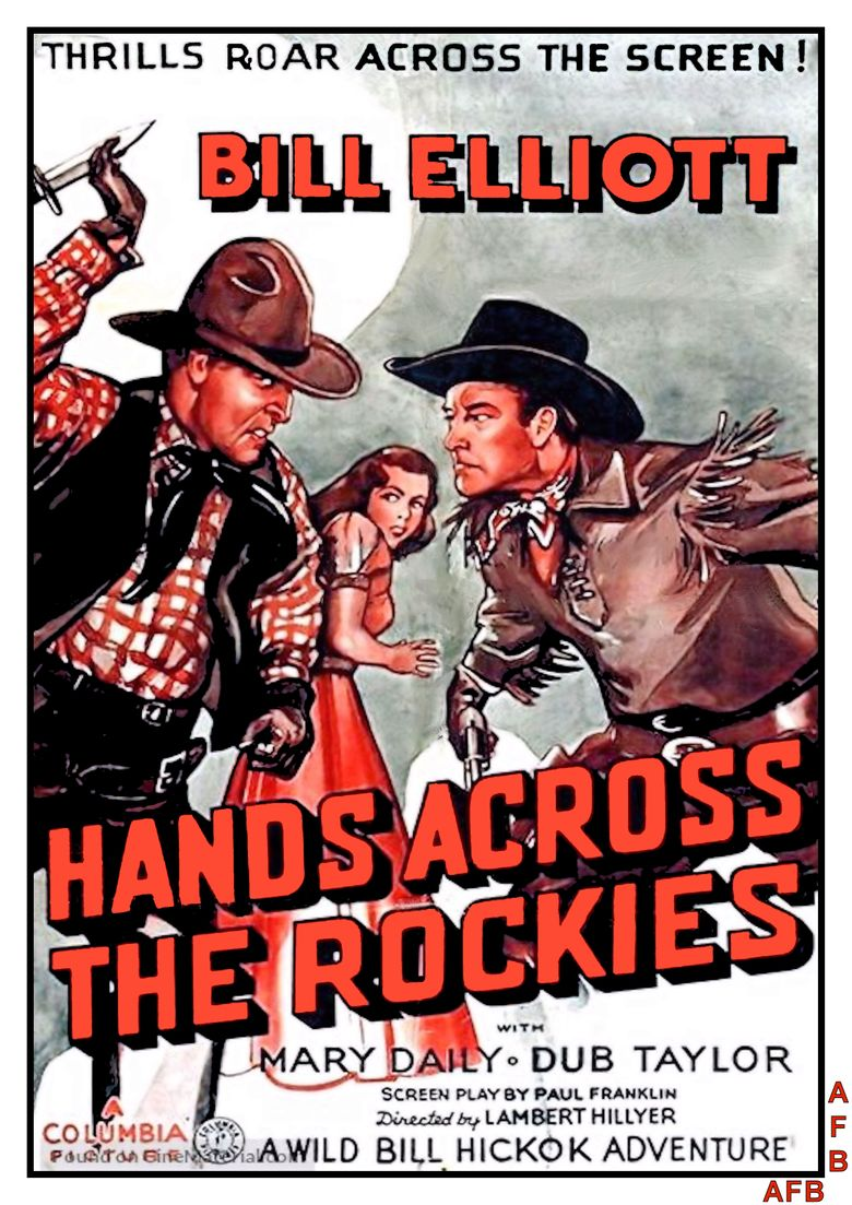 Hands Across the Rockies Poster