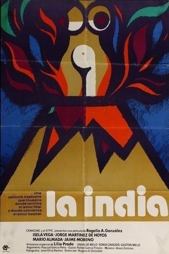 La India Poster