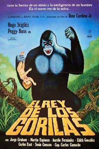Gorilla's King Poster