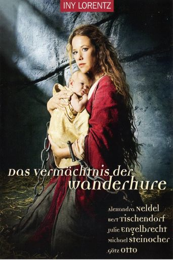 The Legacy of the Wanderhure Poster