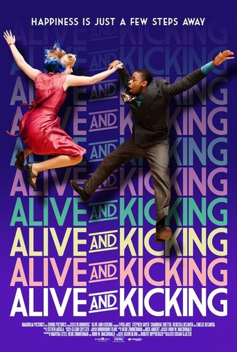 Alive and Kicking Poster
