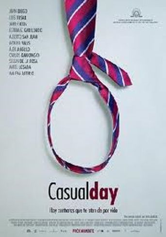 Casual Day Poster