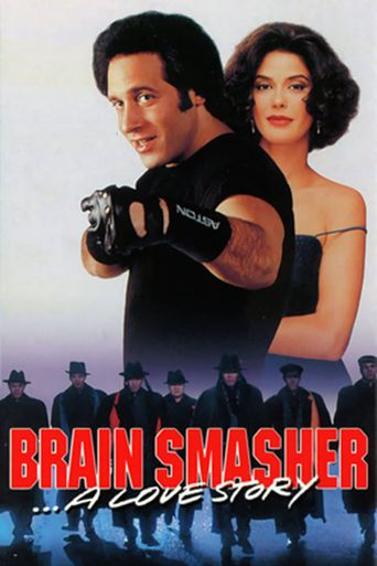 Brain Smasher... A Love Story Poster