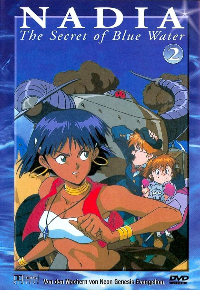 Nadia: The Secret of Fuzzy Poster