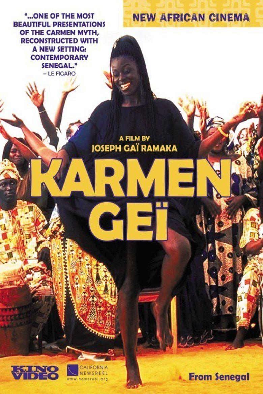 Karmen Gei Poster