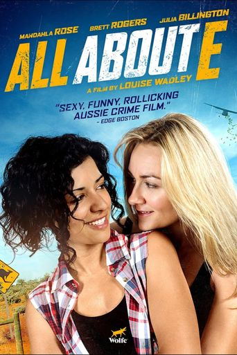 All About E Poster