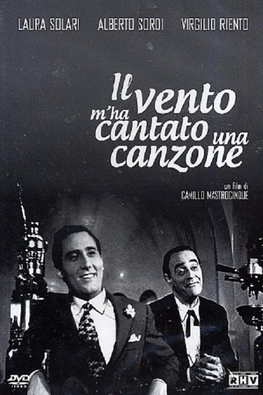 Il Vento M'Ha Cantato Una Canzone Poster