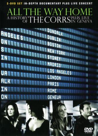 The Corrs: Live in Geneva Poster