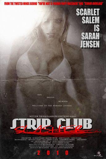 Strip Club Slasher Poster