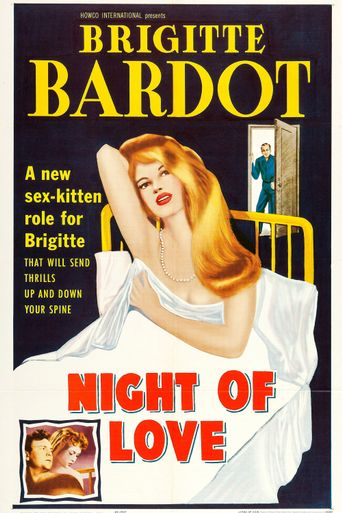 Night of Love Poster