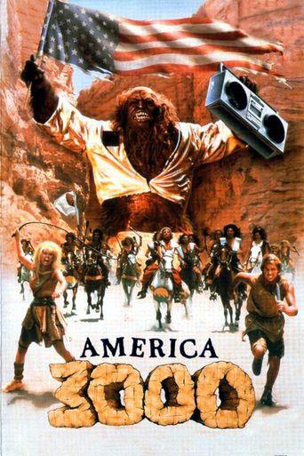 America 3000 Poster