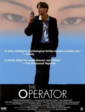 The Operator Poster