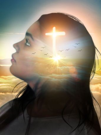 The Perfect Prayer: A Faith Based Film Poster