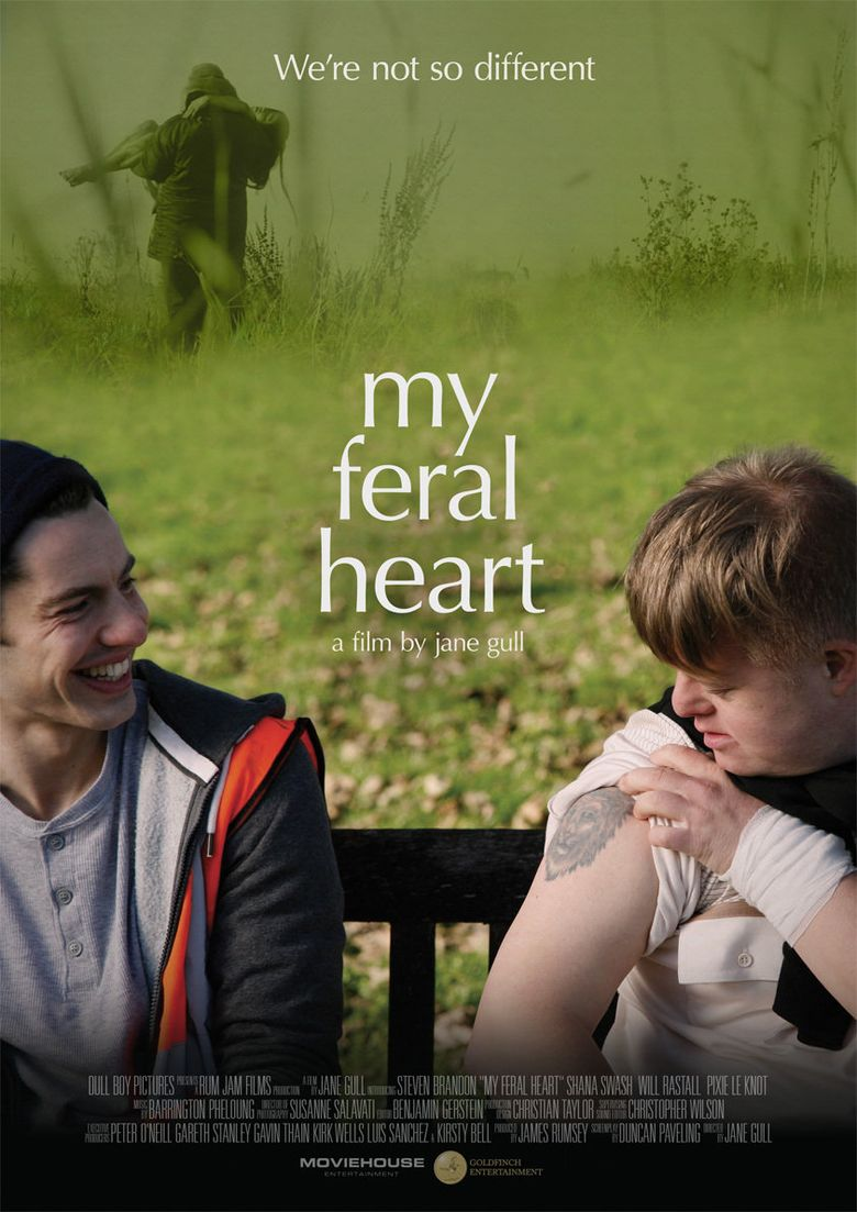 My Feral Heart Poster