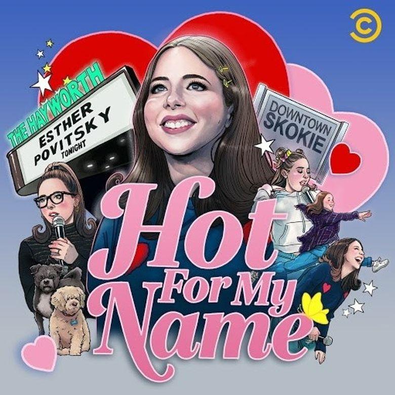 Esther Povitsky: Hot For My Name Poster