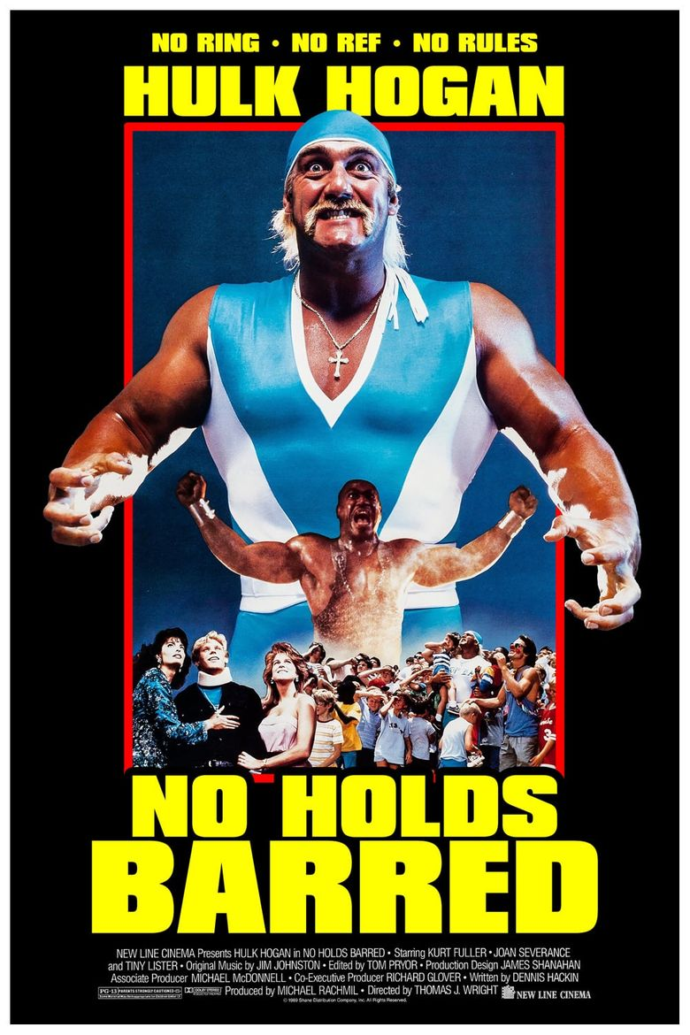 No Holds Barred Poster