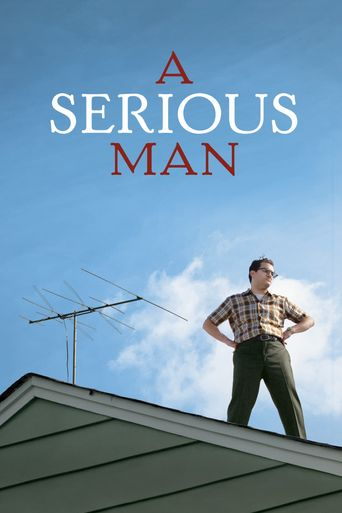 Watch A Serious Man