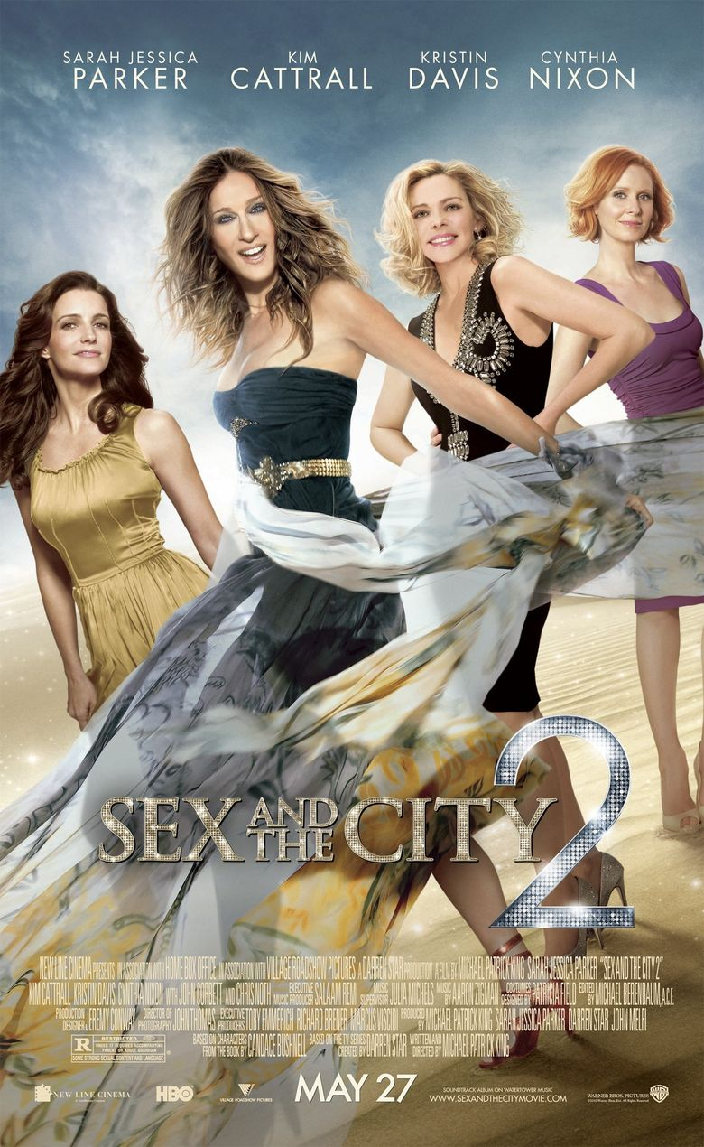 Sex And The City 2 Film Stream