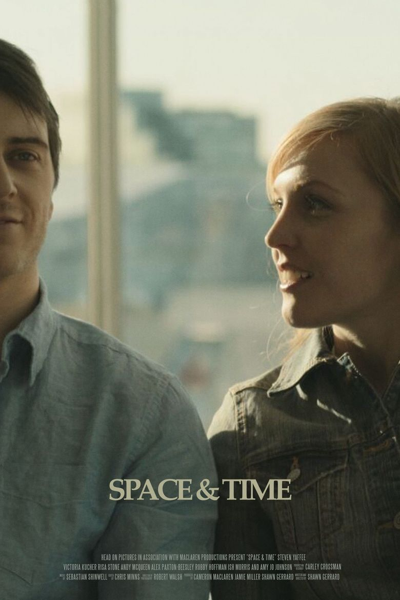 Space & Time Poster