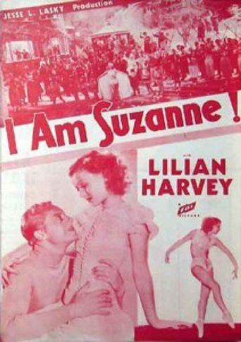 I Am Suzanne! Poster