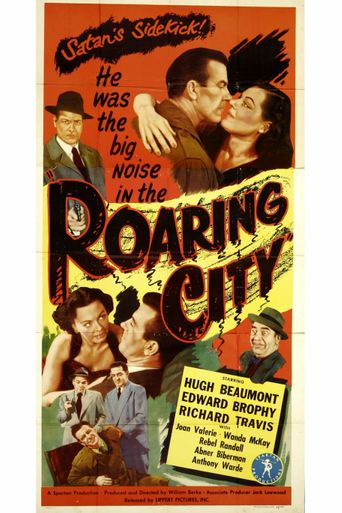 Roaring City Poster