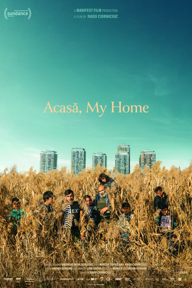 Acasa, My Home Poster