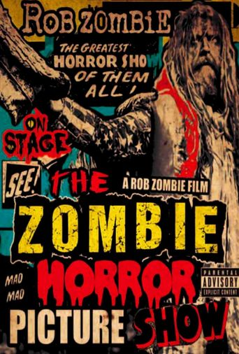 Rob Zombie - The Zombie Horror Picture Show Poster