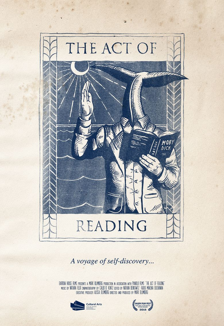 The Act of Reading Poster