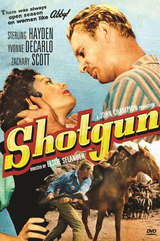 Shotgun Poster