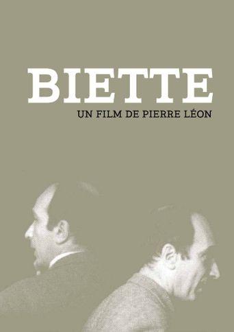 Biette Poster