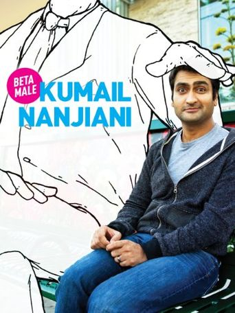 Kumail Nanjiani: Beta Male Poster