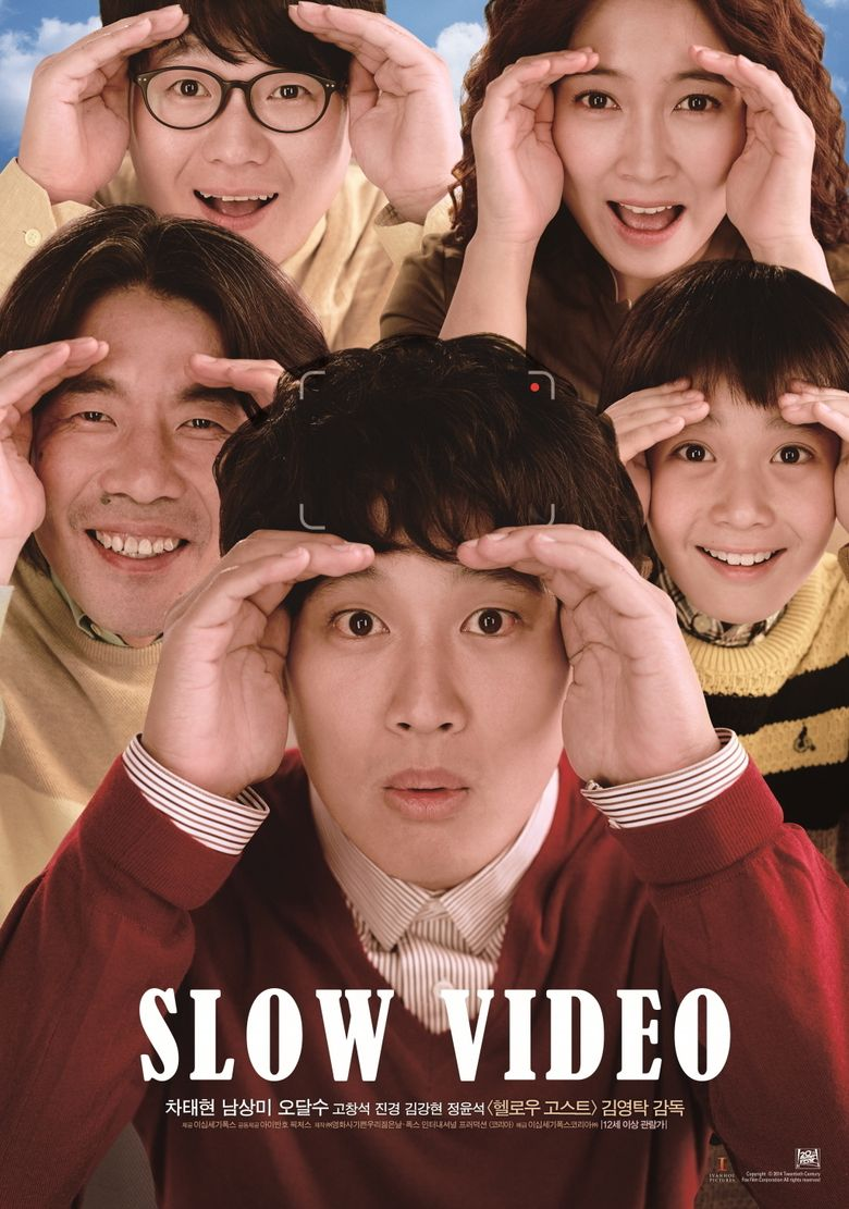 Slow Video Poster