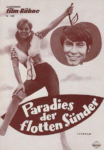Paradies der flotten Sünder Poster