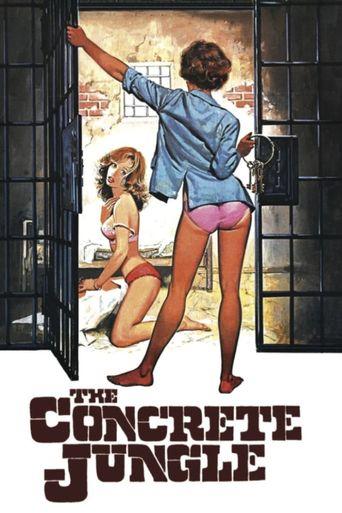 The Concrete Jungle Poster