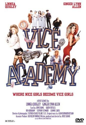 Vice Academy Poster
