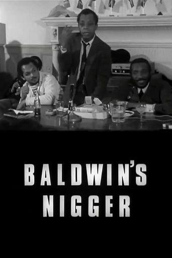 Baldwin's Nigger Poster