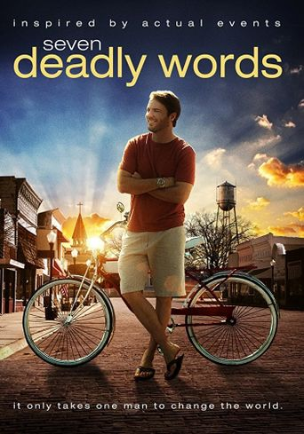 Seven Deadly Words Poster