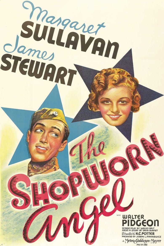 The Shopworn Angel Poster