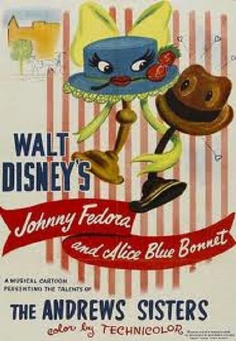 Johnnie Fedora and Alice Bluebonnet Poster