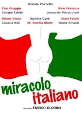 An Italian Miracle Poster