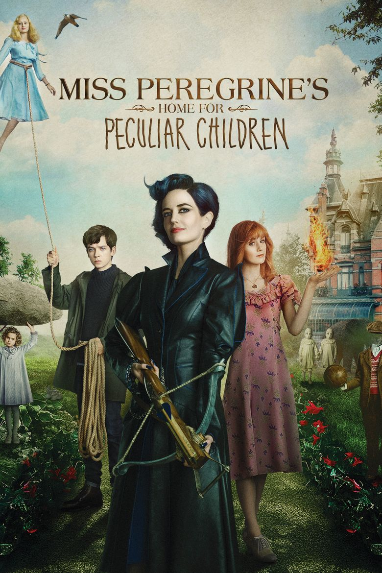 Watch Miss Peregrine's Home for Peculiar Children
