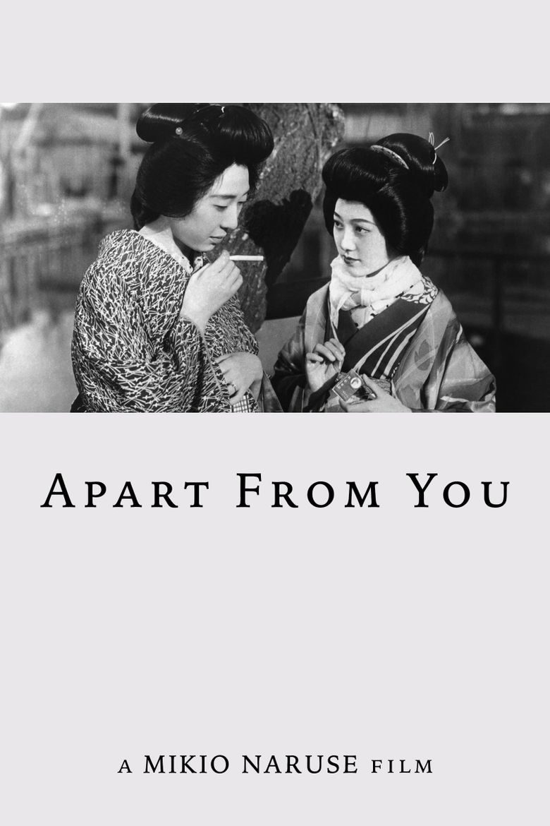 Apart from You Poster