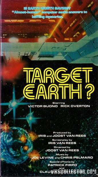 Target... Earth? Poster
