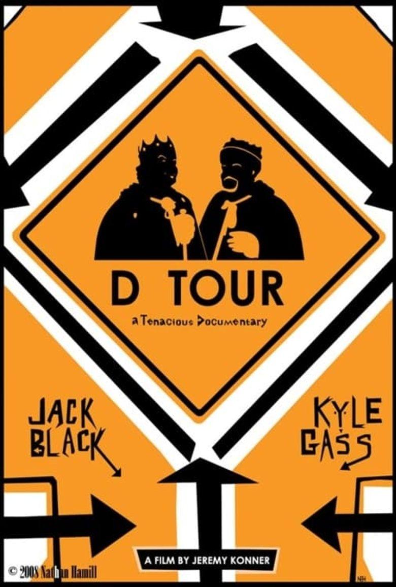 D Tour: A Tenacious Documentary Poster