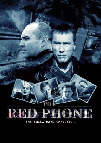 The Red Phone - Manhunt Poster